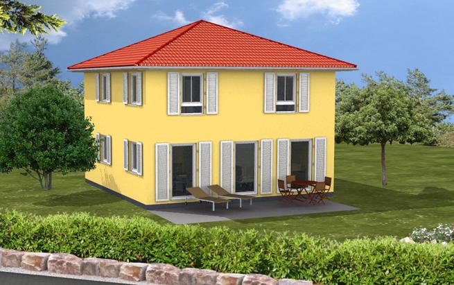 Projektierung von Immobilien oder Einfamilienhäusern